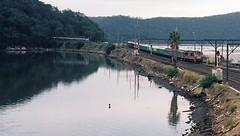 074-17A 1991-07-04 8632 on NE92 and Vx at Hawkesbury River (gunzel412) Tags: brooklyn geotagged australia newsouthwales aus geo:lat=3354671296 geo:lon=15122650892