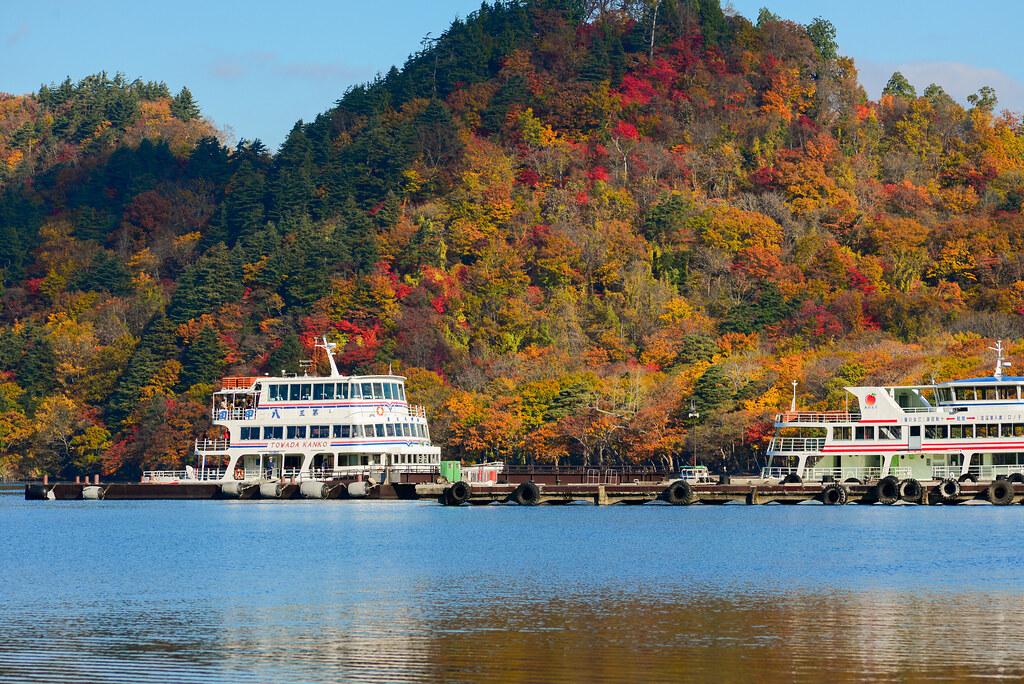 日本 青森–東北之旅–十和田湖到奧入瀨溪流