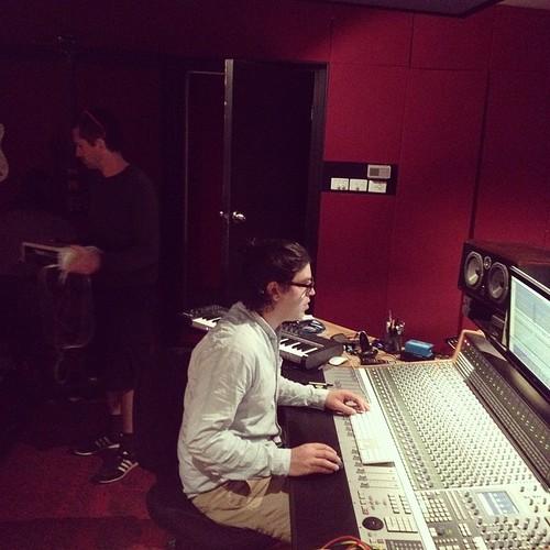 Back in the studio with Jan Skuba!