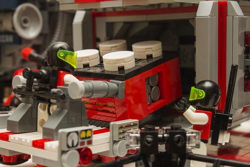 M-Tron loading