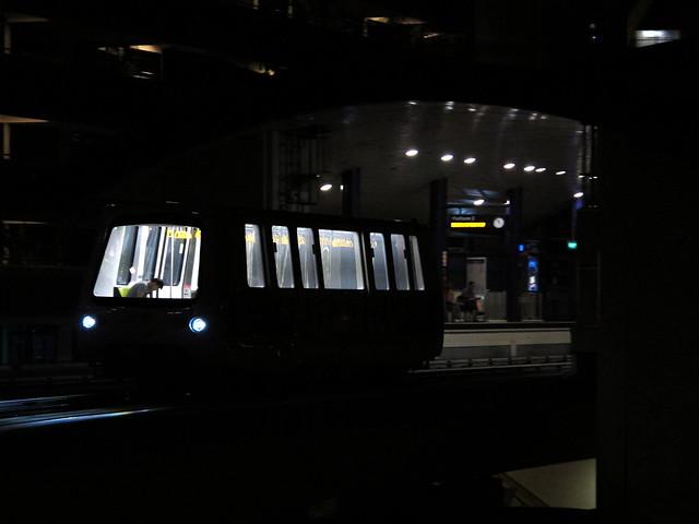 Bukit Panjang LRT Bombardier Innovia APM 100