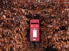 Strathmartine Post Box (Strathmartine) Tags: angus postbox royalmail strathmartine strathmartinehospital anguscouncil craigmillroad