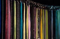 Available in almost all colors (markus_langlotz) Tags: light color art bayern bavaria necklace pentax market bokeh availablelight markt regensburg farbe available kette spital christkindlmarkt halskette ratisbona bokehlicious pentaxart