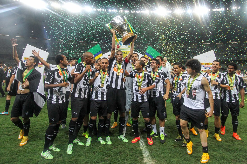 Atlético x Cruzeiro (Final da Copa do Brasil 2014)