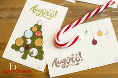 -15 [Christmas cards] (dolcedgiorno) Tags: christmas stilllife cane candy countdown natale christmascard