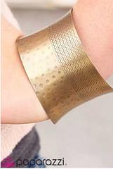 5th Avenue Brass Bracelet K2 P9491(xrk0)