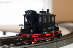 DSC_4723 1 (omokochi_a300) Tags: 50mm nikon locomotive modelleisenbahn lok maerklin marklin d600 mrklin modelrailways