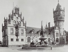 Hannover um 1900 (Rdiger r) Tags: hannover friederikenplatz flusswasserkunst