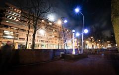 Street Light Evolution (SerelSnauw - DigitalSkills.nl) Tags: amsterdam fuji fujifilm 1024 2015 digitalskills serelsnauw amsterdamlightfestival fujifilmxt1