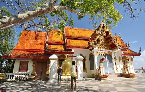 Wat Phrathat Doi Suthep / Chiang Mai / Thailand