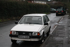 1985 Ford Escort 1.1 Popular estate