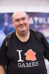The faces of Essen Spiel 2014