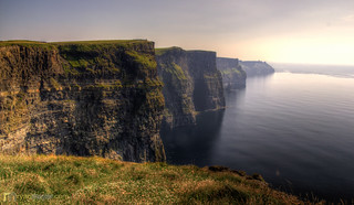 Cliffs of Moher Sunset