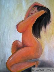 34 - Elle, La Nue