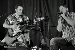 "Johnny Hewitt and Tommy Allen at the Heathlands Boogaloo Blues Weekend December 2014 • <a style=""font-size:0.8em;"" href=""http://www.flickr.com/photos/86643986@N07/16155865185/"" target=""_blank"">View on Flickr</a>"