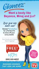 I created a new prototype garment for girls called Gioneez (GioLovesYou) Tags: bigeyes model eyes butt ad jeans booty blythe spoof jlo leggings bootylicious skintight bigeye beyonce blythedoll bigeyeart riffy designerleggings giolovesyou minaj jeaneez gioneez yearofthebooty