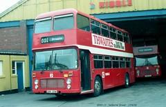 Ribble 2029 820617 Preston (maljoe) Tags: bristol vrt rms ribble ecw bristolvrt easterncoachworks ribblebuses ribblemotorservices