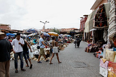 Souk (andrea.prave) Tags: shop shopping market morocco maroc marocco marrakech souk marrakesh mercato suk suq   moroccans almamlaka marocchini marocains   sq  visitmorocco almaghribiyya tourdelmarocco