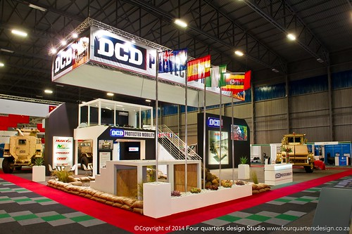 LARGE EXHIBITION STAND DESIGN SOUTH AFRICA