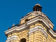 Detalles de las cpulas de la Iglesia San Francisco, Lima, Peru (Martintoy) Tags: sanfrancisco peru canon lima g12 iglesiasanfrancisco