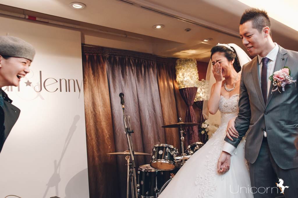 《台北婚攝》Bryan & Jenny 婚禮攝影 / 台北六福皇宮