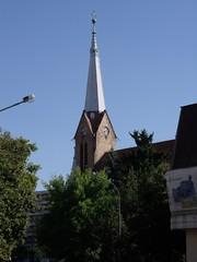 Lutheran Church of Szentes, Hungary (The Broccoli) Tags: church hungary ungarn szentes hungria ungheria magyarorszg hungra hongarije hongrie
