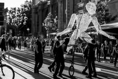 Black and White (ToDoe) Tags: blackandwhite bw schwarzweiss marionette schwarzweis dundu dersanfteriese