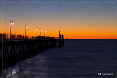 Adelaide (AU) | 12-03-2011 (Freek1985) Tags: sunset zonsondergang jetty adelaide glenelg glenelgjetty