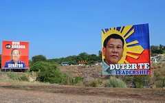 big duterte billboard 2 (_gem_) Tags: sign typography words text philippines politicians signage type subicbay subic politicianssigns elections2016