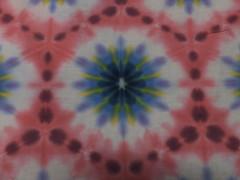 itajime shibori psychedelica (asiadyer) Tags: japan japanese symmetry textile sacred tiedye dye dyeing psychedelic dyed shibori psychedelica sacredgeometry sarashi japanetsy shiboripsychedelic