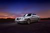 IMG_3595 OK (Ondřej Zeman) Tags: car night photography mercedes benz e w210