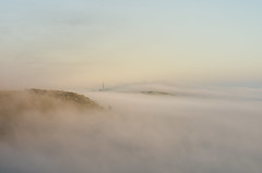 Fulking Misty (Dr Orloff) Tags: mist downs dawn sussex brighton south hills fulking