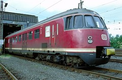430 114-9  Hamm  21.05.95 (w. + h. brutzer) Tags: analog train germany deutschland nikon eisenbahn railway trains db et hamm 430 eisenbahnen triebzug et30 triebzge webru