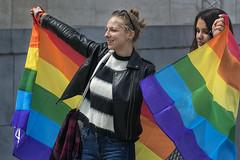 Belgian Pride 2016_18 (jefvandenhoute) Tags: brussels belgium belgique belgië bruxelles pride brussel nikond800 lesbiangaypride photoshopcs6