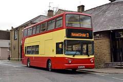 W372VGJ Accrington 14/06/16 (MCW1987) Tags: london south alexander accrington daf arriva pilkington alx400 db250 w372vgj dla172