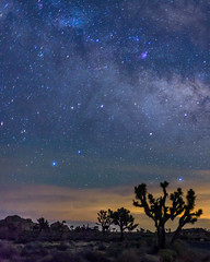 New Moon June 2016 #15 (MarcCooper_1950) Tags: sky skyscape stars landscape outside outdoors nikon scenery moody desert dramatic astrophotography nightsky hdr lightroom milkyway starlight longeposure d810 desertnight marccooper aurorahdr