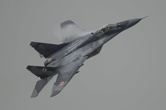 Polish MiG29 (John Freckelton) Tags: fairford riat mig29 totterdown internationalairtattoo riat2016