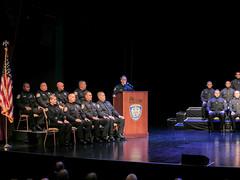 20160623-PublicSafetyGraduation-04 (clvpio) Tags: 2016 june ceremony de detention enforcement graduation lasvegas nevada officer orleans police publicsafety vegas