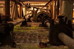 laufkatze (bra3nnvin) Tags: old urban nikon crane alt exploring rusty rost decayed ue urbex d90 laufkatze