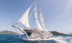Silver Moon - Kiralk Yat (DHYACHTING) Tags: moon silver dh silvermoon mavi yat gulet tekne yolculuk yelkenli kiralk yeme tatili teknesi ime haftalk kiralama turlar yatlk gvertede