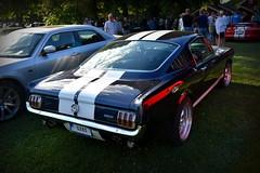 1965. (Papa Razzi1) Tags: 7555 2016 202365 ford mustang 1965 pony v8 carwednesdays2016 summer july sundby