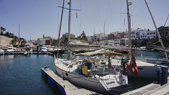 Galopin In Port Of Ciutadella (Sailor Alex) Tags: sailing windedvoyage yacht sailingvessel sail minorca balearic spain island boating sailboat travel discovery