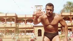 Salman Khan Plays Wrestler Role In Sultan HD Wallpaper (StylishHDwallpapers) Tags: fighter underwear wrestler sultan plays khan salman role kushti langot