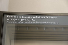 Archaic Period of Sumer, 2900-2340 BC (Gary Lee Todd, Ph.D.) Tags: france louvre paris ancient neareast