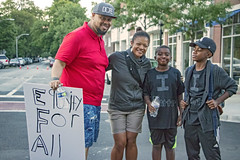 March against racism through Oak Park and Forest Park IL: July 16 2016 (BobboSphere) Tags: illinois protest racism forestpark oakpark chicagoland blacklivesmatter