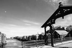Old town bridge. (MikyAgo) Tags: city bridge building colors norway architecture nikon colorful north ponte trondheim colori architettura norvegia nord bakklandet citt 2016 gamlebybro d80 oldtownbridge bybroa lykkensportal portalofhappiness gateofhappiness lykkens happinessbridge mikyago bridgeofhappiness northarchitecture