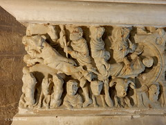 Saint-Hilaire - Abbaye - Eglise (Fontaines de Rome) Tags: aude sainthilaire saint hilaire abbaye eglise sarcophage sernin matredecabestany matre cabestany