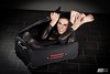 Contortion Suitcase (Michael Muth - RM Photodesign) Tags: contortion suitcase frontbend catsuit