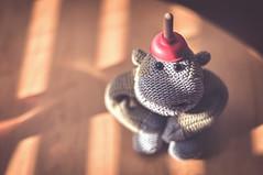 Monkey Plumber. (Matt_Briston) Tags: monkey plumber plunger d7000 nikon