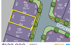 Lot 729 Saddlers Drive, Gillieston Heights NSW
